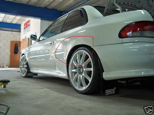 love a white 22b  - ScoobyNet com - Subaru Enthusiast Forum